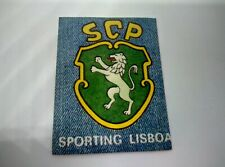 Sporting Lisboa - Jean's Sticker Magazine Gol 1978 Unused - Very Rare Collection