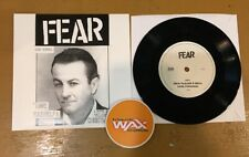 """FEAR - Have Yourself A Merry Little Christmas (2011) Punk 7"""" G Vinyl Record"""