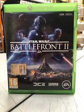 Star Wars Battlefront 2 II Ita XBox One USATO GARANTITO