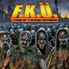 FKU - 4 The Rise Of The Mosh Mongers [CD]