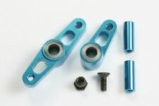 Tamiya 53848 - TA-05 Aluminium Racing Lenkungs-Set blau