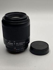 Nikkon Nikkor AF 80-200mm 1:4.5-5.6D Objektiv #2572151-19