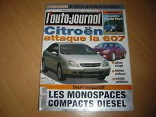 AJ N°546 Mercedes S400 CDi.607 2.2 Pack.Espace 2.2 dCi