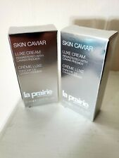 2 x La Prairie Skin Caviar Luxe Cream 5 ML / 0.17 oz Travel Size (Free ship)