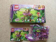 LEGO Friends 3065: Olivia's Tree House 100% complete instruction  original box