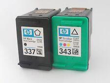 HP 337 & 343 Druckerpatrone für Photosmart 4180 C4180