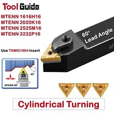 MTGNR 16mm 20mm 25mm 32mm Shank Indexable Turning Lathe Tool Holder Cylindrical