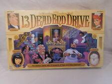 Milton Bradley 1993 13 DEAD END DRIVE Board Game