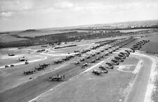 8x6 Photo ww1134 Normandy Para GBCA 6th Air Tarrant Rushton Operation Mallard
