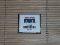 CISCO MEM3800-128CF 128 MB Compact Flash f. 3825 3845 Router