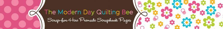 The Modern Day Quilting Bee