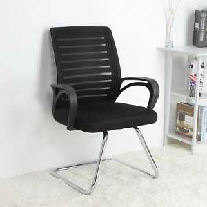 Executive Desk Chair Mesh Office Chair Computer Ergonomic with Lumbar Support