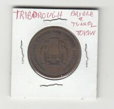 [46475] UNDATED TRANSIT TOKEN TRIBOROUGH BRIDGE AND TUNNEL AUTHORITY