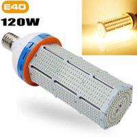 COB 120W LED Corn Light Bulb E39 Mogul Base Lamp Equivalent 600W Metal Halide US
