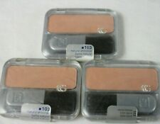 Covergirl Cheekers Blush #103 Natural Shimmer Lot of 3 New Sealed
