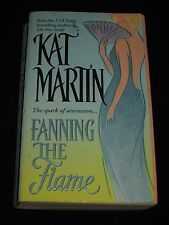 msm* SALE : KAT MARTIN ~ FANNING THE FLAME