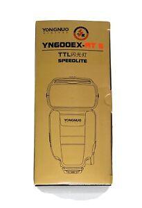 YONGNUO YN600EX-RT II Wireless Flash Speedlite Optical Master TTL HSS For Canon