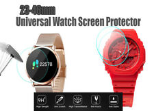 Tempered Glass Screen Protector Universal 23-46mm 3Pcs - Standart/Smart Watches