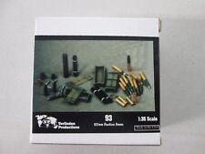 Verlinden Productions 105mm Howitzer Ammo No 93 Model Kit 1:35