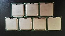 Joblot of 7 x Intel Processor Pentium 4 Celeron D Processor Computer PC CPU