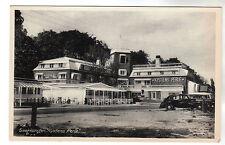 Kystens Perle - Snekkersten Real Photo Postcard c1950s