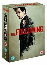 The Following: The Complete Series [DVD] [2015][Region 2]