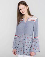 Desigual women's tunic/blouse/shirt Cathie Size Large