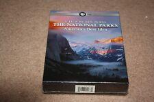 KEN BURNS - THE NATIONAL PARKS: AMERICA'S BEST IDEA DVD *Brand New Sealed*