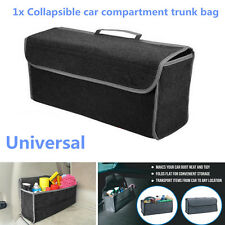 Universal Car SUV Storage Console Collapsible Multipurpose felt Cargo Organizer