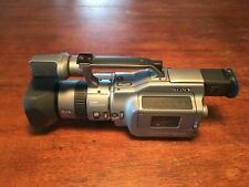 Sony DCR-VX1000 Camcorder for repair or parts