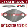 FORD TRANSIT CONNECT FOCUS GALAXY MONDEO EGR VALVE BLANK PLATE 3MM STEEL HD