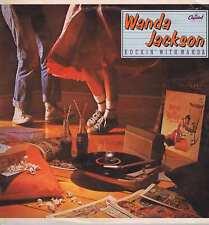 Wanda Jackson – Rockin' With Wanda – CAPS 1007 – LP Vinyl Record