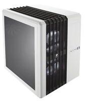 Corsair Carbide Series Air 540 Arctic White High Airflow Atx Cube Case -