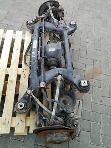 Mercedes W204 Hinterachse Achsträger Achse Hinten A2043504803