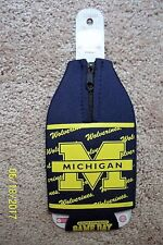 Michigan State Wolverines Bottle Coolie - New