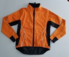 The Zorrel Weather Series Orange Womens Size Small Athletic Jacket Reflective 10