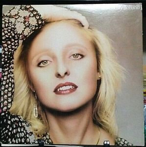 AMY HOLLAND Self-Titled Album Released 1980 Vinyl/Record Collection US pressed