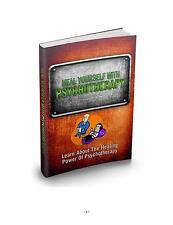 Sanar usted mismo con la psicoterapia Ebook en CD