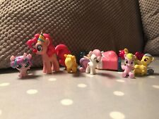 My Little Pony various mini figures