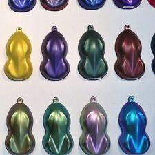 Colourshift Shifting Chameleon Flip Dip Pearl Pigment Powder for paint plastidip