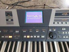 More details for roland va-5 arranger keyboard spares repair