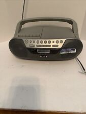 Sony Cfd-S05 Cd Radio Cassette-Corder Tested