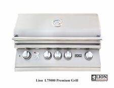 "32"" Lion Stainless Steel Built-In Grill BBQ Gas Grill"