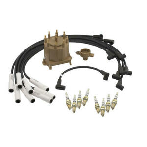 Accel Ignition Distributor Cap/Rotor/Plug/Wire Kit TST7;