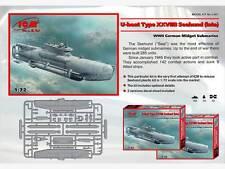 ICM 1/72 U-Boat Type XXVIIB Seehund (Late) # S007
