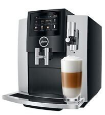 JURA S8 Automatic Coffee Machine with Touchscreen - Chrome