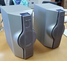 2x Sharp Speakers /100W   Subwoofer Woofer Tweeter