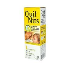 Hylands Quit Nits Head Lice Homeopathic Preventive Spray, Non-toxic, 4 oz