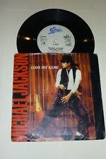 "MICHAEL JACKSON - Leave Me Alone - 1989 UK 2-track 7"""