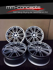 Wheelworld WH18 Felgen 8.5x19 Zoll et45 VW Golf 5 6 7 GTI R R32 Performance ed35
